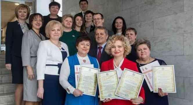 Система образования Дзержинщины вновь среди лидеров в Минской области
