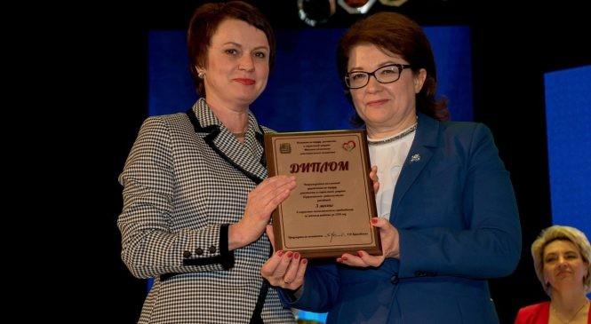 Управление по труду, занятости и соцзащите Дзержинского райисполкома заняло 3-е место в области