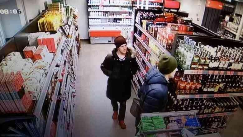 Дзержинский РОВД разыскивает подозреваемого в совершении мелкого хищения