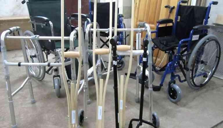 У вас есть ненужные технические средства реабилитации?