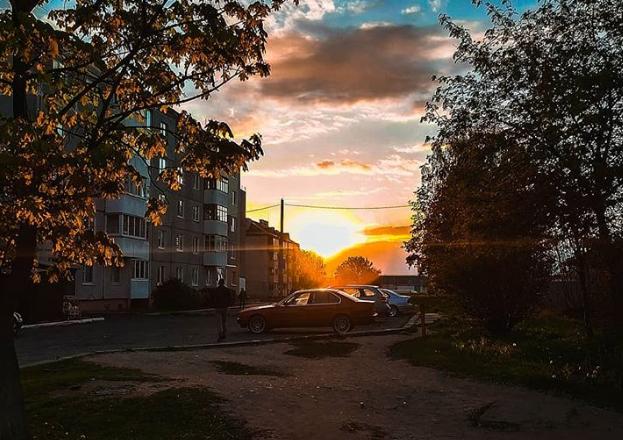 Дзержинский район в Instagram. Подборка лучших фото за прошедшую неделю
