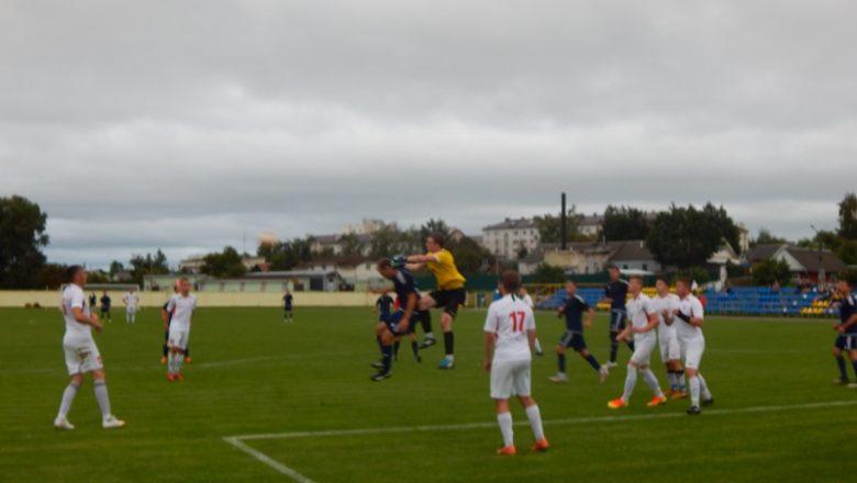 Дзержинский футбол: подготовка к сезону