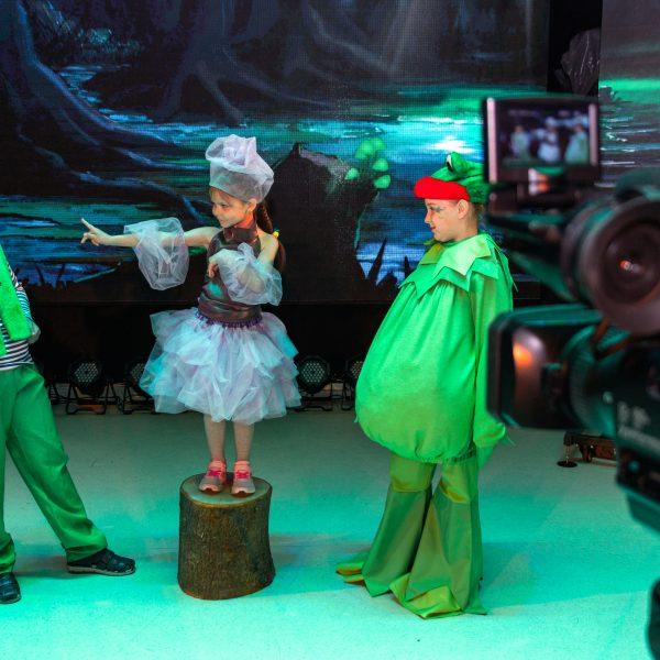 Онлайн-спектакль и не только: как работает Дзержинский ГДК во время пандемии