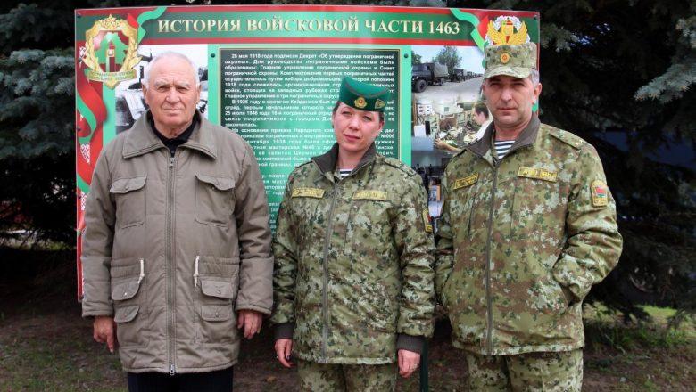 Три поколения в зеленых фуражках: семьи Зубенко и Нагибовичей