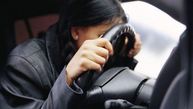 Нетрезвая «мамочка» в Дзержинске везла в машине троих детей и попала в ДТП